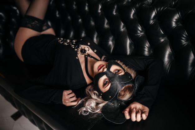 sexy catwoman kostuum